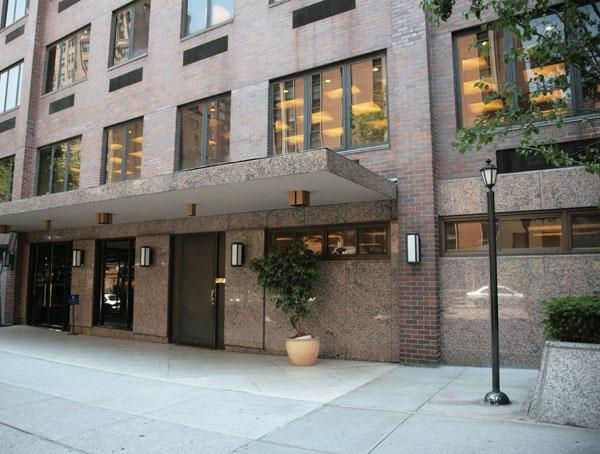 220 East 72nd Street Entrance - Upper East Side Apartment Rentals