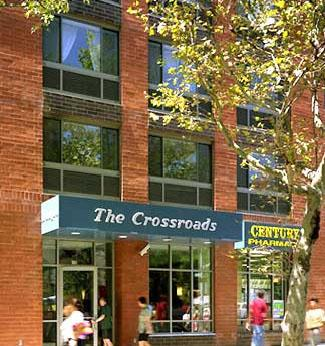 The Crossroads Entrance - Lower East Side Apartment Rentals