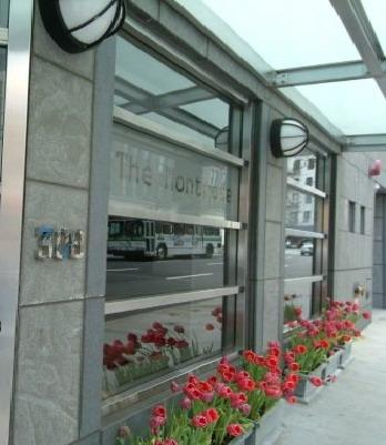 The Montrose Entrance - Murray Hill Apartment Rentals