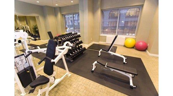 10 Liberty Street  Fitness - Financial District Rental Apartments