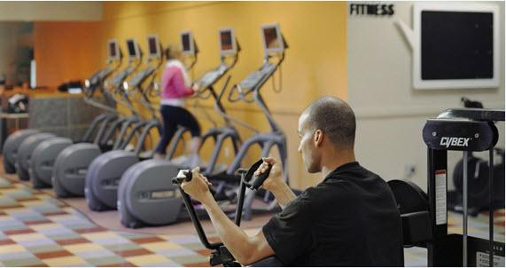 West End Towers Fitness Center - Manhattan Apartments for rent