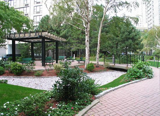 375 South End Avenue Garden – Battery Park City Rental Apartments