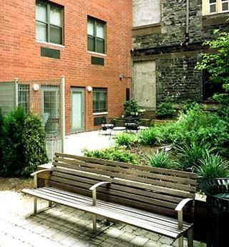 10 Rutger Street Garden - Lower East Side Rental Apartments