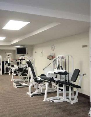 101 West 55th Street Fitness - Clinton Rental Apartments