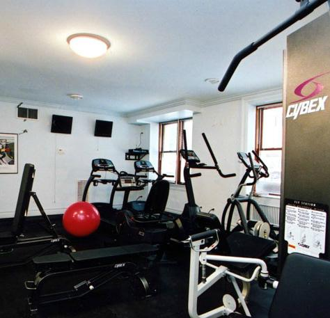The Belnord Fitness Center – Upper West Side Apartment Rentals