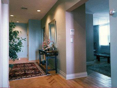 1160 Fifth Avenue Hallway - Upper East Side Apartment Rentals