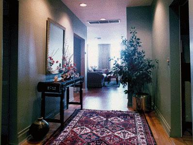 1160 Fifth Avenue Hallway - Upper East Side Rental Apartments