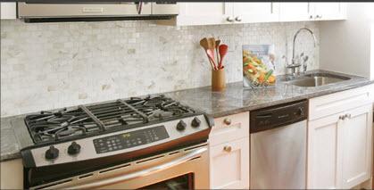 The Westbourne Kitchen - Washington Heights Apartment Rentals