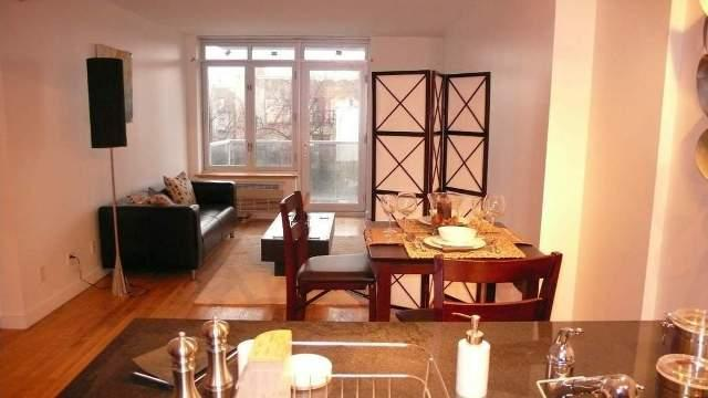196 Stanton Street Living Room - Lower East Side Rental Apartments