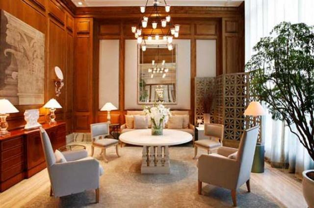 Grand Tier Lobby - Upper West Side Apartment Rentals