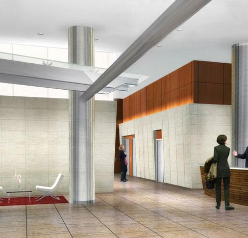 205 East 59th Street Lobby - Upper East Side Rental Apartments