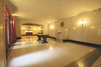350 Central Park West Lobby - Upper West Side Rental Apartments