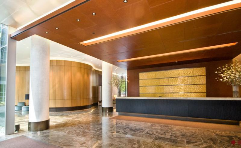 505 West 37th Street Lobby - Clinton Apartment Rentals