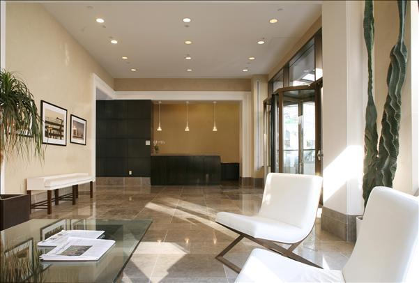 600 Washington Lobby – West Village Apartment Rentals