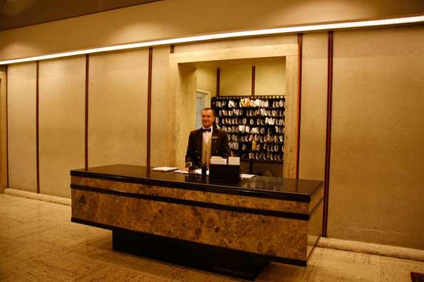 800 Fifth Avenue Lobby - Upper East Side Rental Apartments