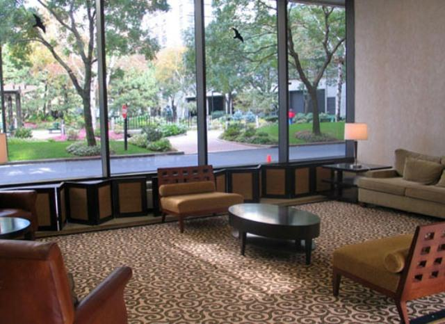 355 South End Avenue Lobby – Battery Park City Rental Apartments