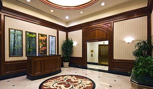 Hampton Court Lobby - Upper East Side Apartment Rentals