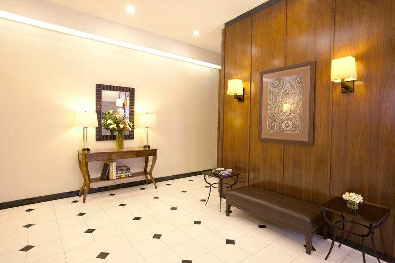 James Marquis Lobby - Upper West Side Apartment Rentals