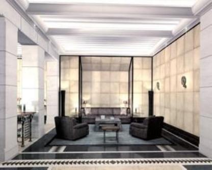 151 East 58th Street Lobby - Midtown East Rental Apartments
