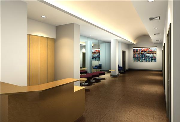 50 West 77th Street Lobby – Upper West Side Rental Apartments
