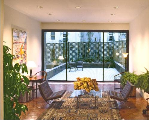 Solow Townhouses Lobby - Upper East Side Apartment Rentals