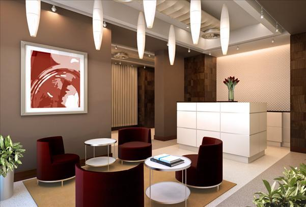 500 West 23rd Street Lobby – Chelsea Rental Apartments