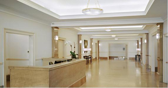12 East 86th Street Lobby - Upper East Side  Rental Apartments