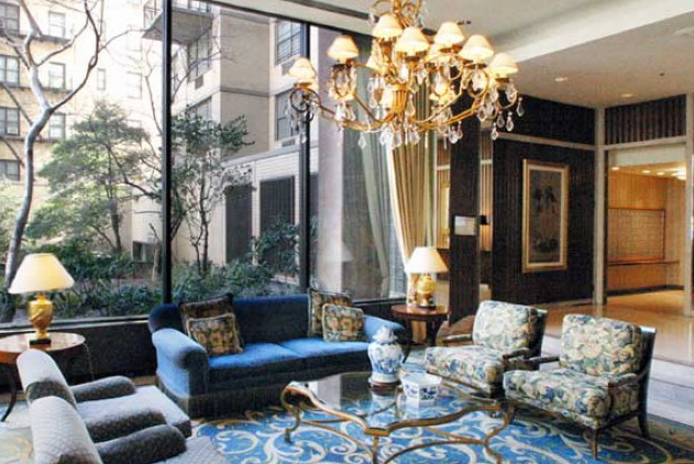 The Fairmont Lobby - Upper East Side Apartment Rentals