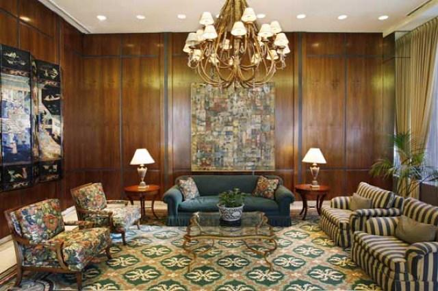 The Regent Lobby – Upper West Side Apartment Rentals