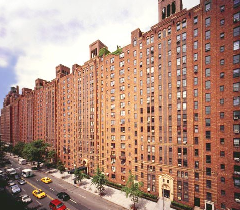 London Terrace Gardens - 435 West 23rd Street - NYC