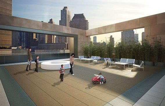 200 West 67th Street Play Area – Upper West Side Rental Apartments
