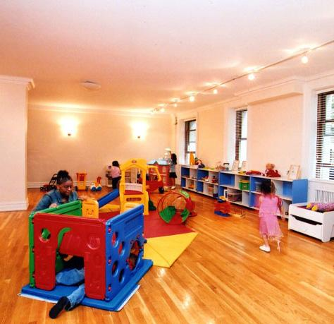 225 West 86th Street Playroom – Upper West Side Rental Apartments