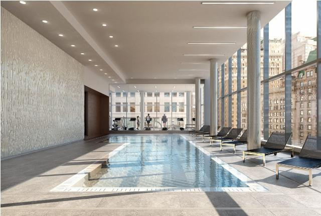 885 Sixth Avenue Rentals The Continental Apartments For Rent In Chelsea