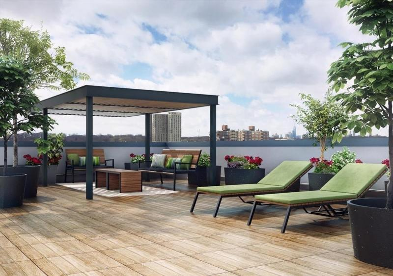 Amenities at The Lawrence - 520 Parkside Avenue