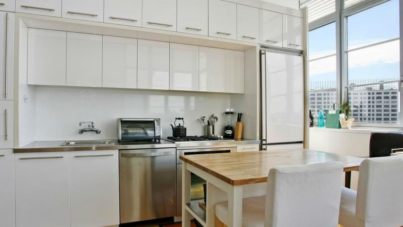 Kitchen - Arris Lofts - Long Island City Rentals