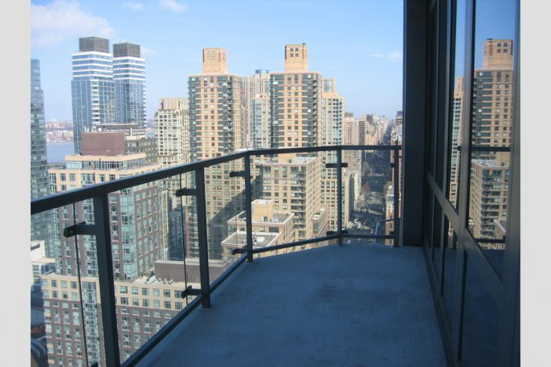 10 West End Avenue Balcony - Upper West Side NYC Condominiums