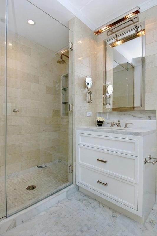 Bathroom 845 West End Avenue - Luxury Rentals - Manhattan