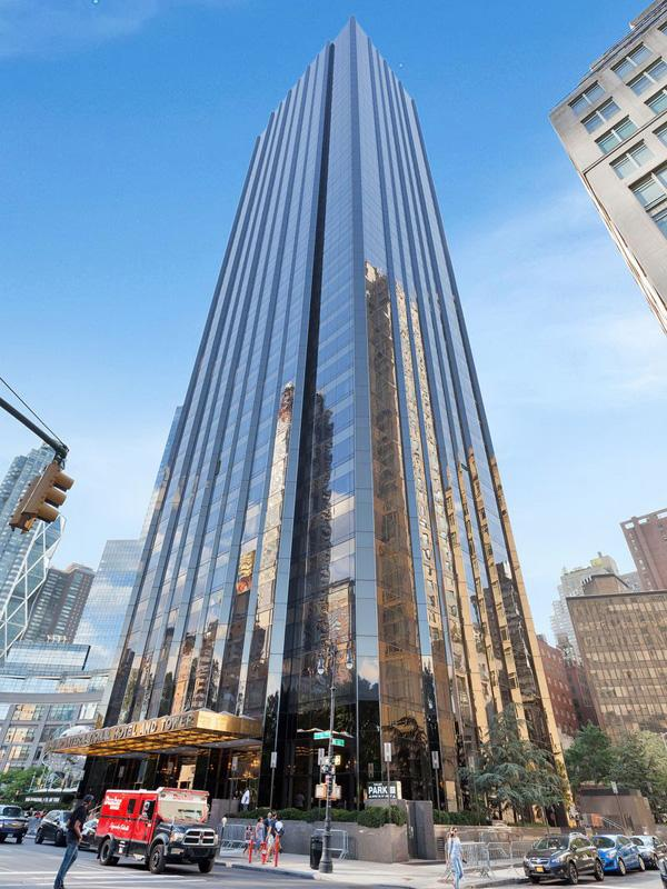 Apartments for rent at Trump International - 1 Central Park West