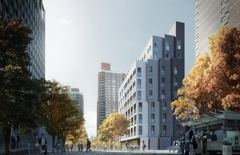 Apartments for sale at Carmel Place in Manhattan