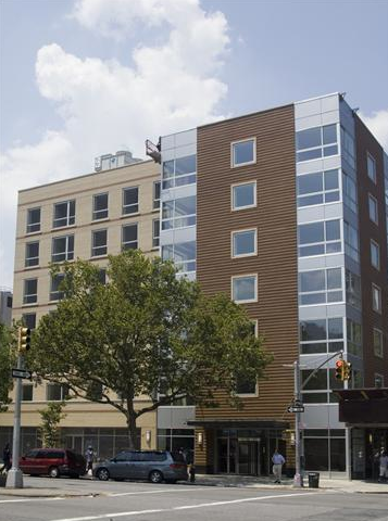 2130 Adam Clayton Powell Blvd - Dafina Building