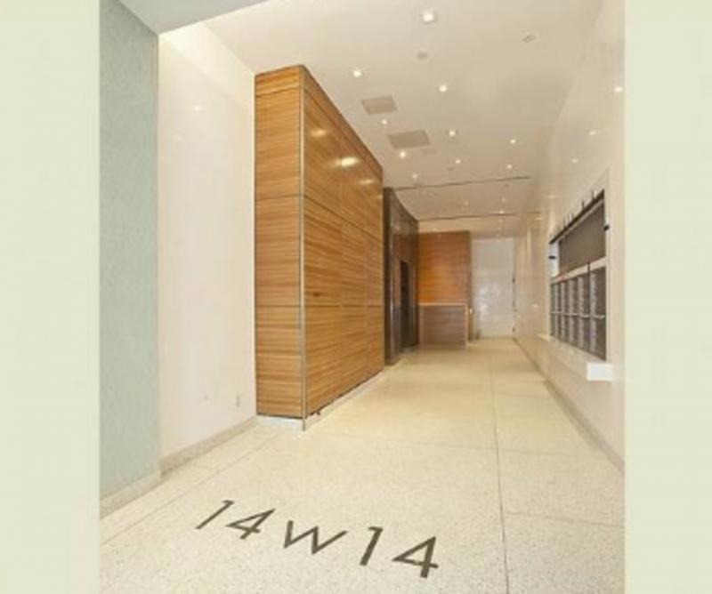14 West 14th Street Entrance – West Village Apartment Rentals