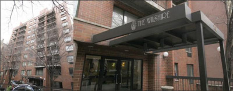 The Wilshire Entrance - Midtown East Apartment Rentals