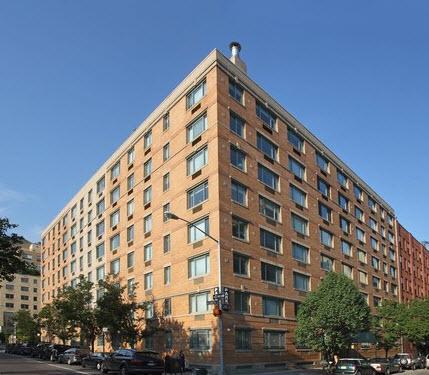 Exterior - 100 Jane Street- Manhattan Rentals - NYC