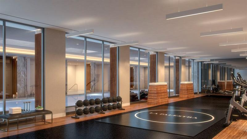 Fitness Room at The Prewar at Gramercy Square - 225 East 19th Street