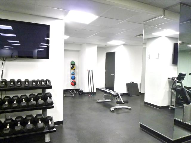 Gym at 254 Park Ave - Flatiron District Rentals