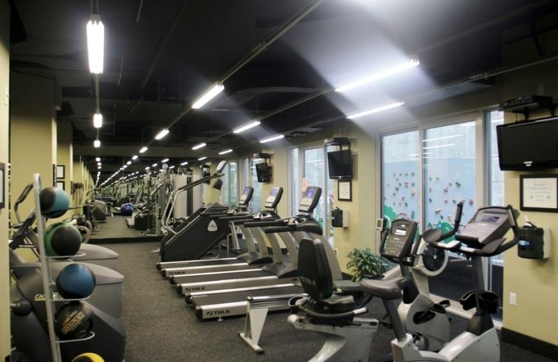 Gym at One Ten Third - Apartments for Rent in NYC