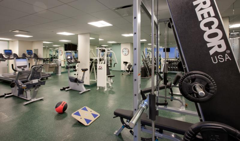 305 E 63rd Gym- Kenton Place, Lenox Hill