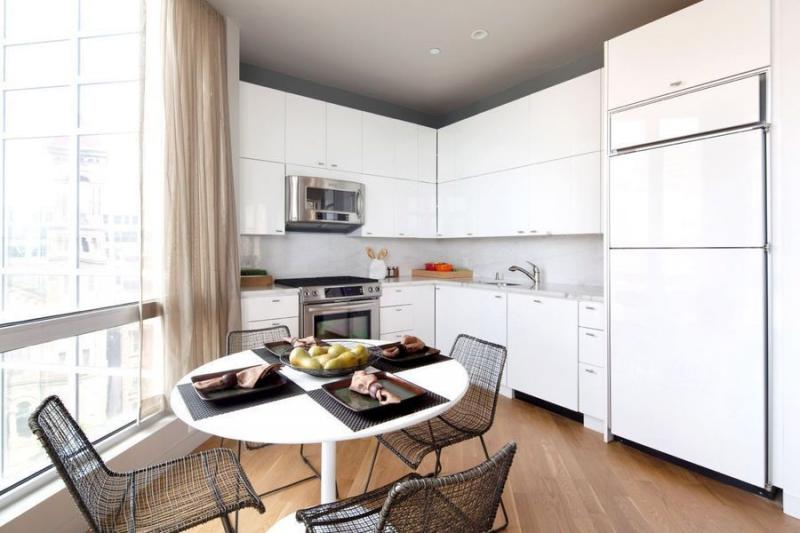 Kitchen 525 Clinton - Condominiums for Rent in Brooklyn
