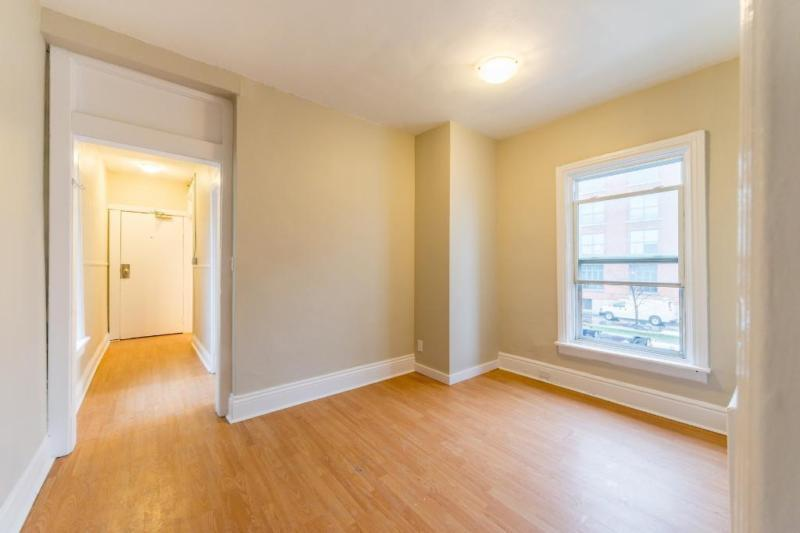Apartmets for rent at 85 John Street - Living room