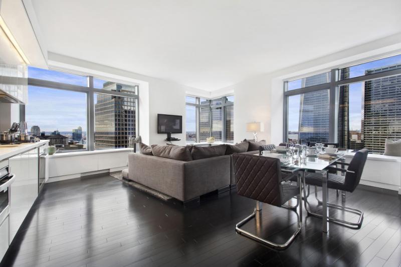 123 washington street rentals w new york downtown for W living room new york